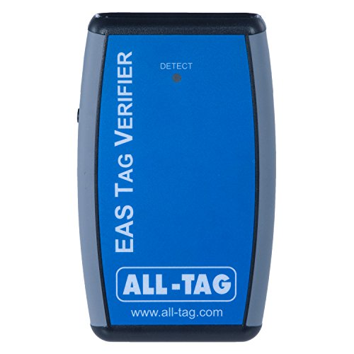 RF 8.2 MHz EAS Tag and Label Verifier by ALL-TAG