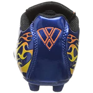 Vizari Blaze Soccer Cleat - Blue/Orange - 10 M US Toddler
