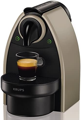 Nespresso Krups Essenza Xn2140 - Cafetera De Cápsulas, Color Beige (Reacondicionado Certificado): Amazon.es: Hogar