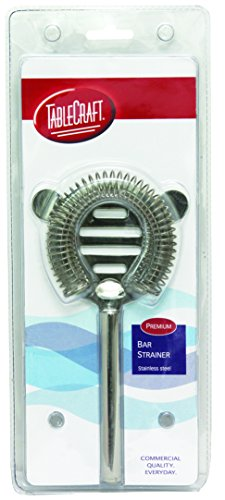 TableCraft Products H211 Bar Strainer, 2 Prong by Tablecraft (Image #1)