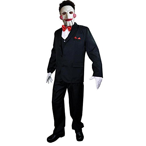 Saw Billy Costume Mask Adult One Size ()