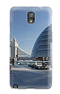 Jerry marlon pulido's Shop Protective Tpu Case With Fashion Design For Galaxy Note 3 (city Of London)