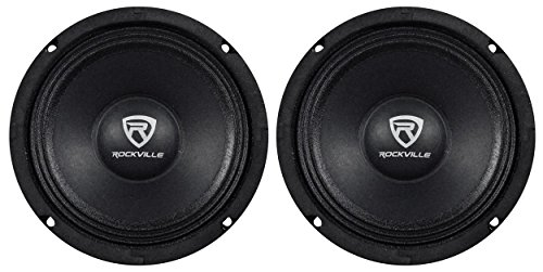 400 Watt Mid Bass Drivers - 5