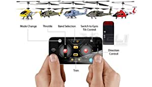 iPhone/Android IR Transmitter for RC Helicopters Yiboo/Syma/Udi ICopter