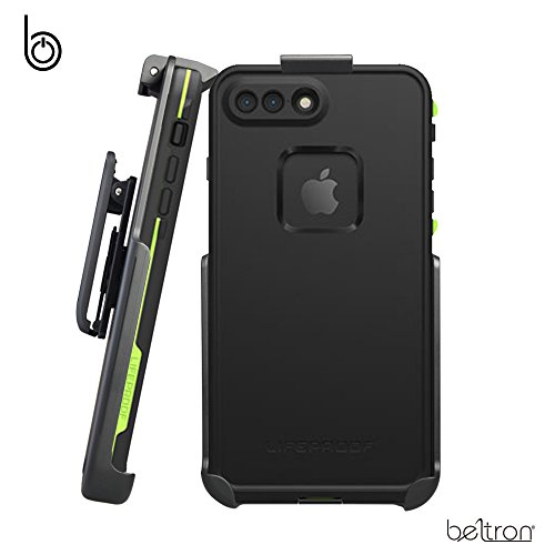 "Price comparison product image BELTRON Belt Clip Holster for the LifeProof FRE Case - iPhone 8 Plus 5.5"" (case not included)"