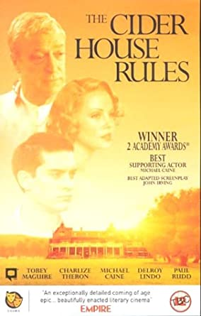 The Cider House Rules [VHS] [2000]