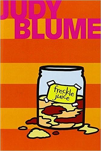 Judy Blume - Freckle Juice Audiobook Free Online