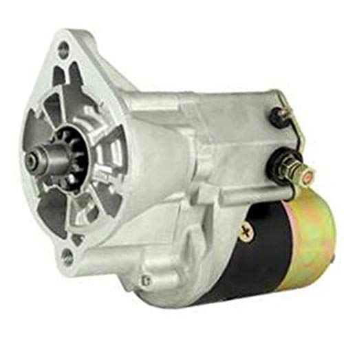 NEW STARTER MOTOR FITS TOYOTA ENGINE 13B 14B DAIHATSU COMMERCIAL 028000-9040, 128000-1560, 128000-1561 0280009040, 1280001560, 1280001561 28100-56160, 28100-56161, 28100-89100