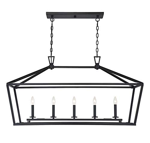 Savoy House Townsend 5-Light Trestle in Classic Bronze