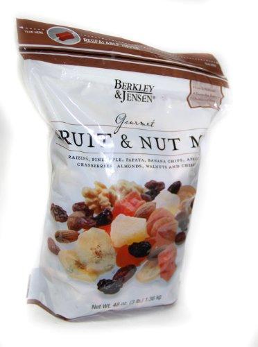 Berkley and Jensen Gourmet Fruit and Nut Mix 3lb. by Berkley and Jensen