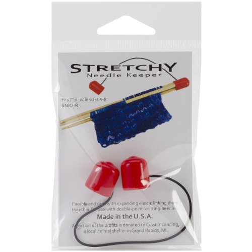 Knitting Solutions Stretchy Needle Keeper for 7