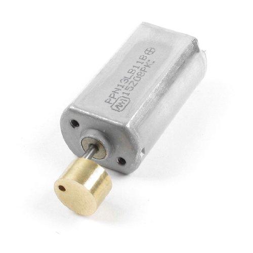 uxcell DC 12V 16000RPM 41mm Length Mini Magnetic Hobby Vibrating Motor