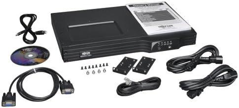 Tripp Lite SMX500RT1U 500VA Intl UPS Smart Pro Rack//Tower Line-Interactive 230V 6 outlets