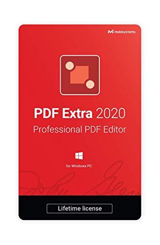 PDF Extra 2020 - Professional PDF Editor - Create, Edit, Protect, Annotate,...