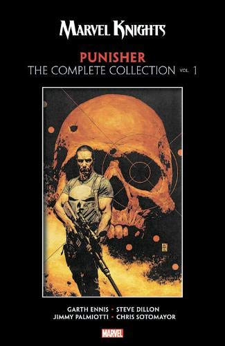 - Marvel Knights Punisher by Garth Ennis: The Complete Collection Vol. 1