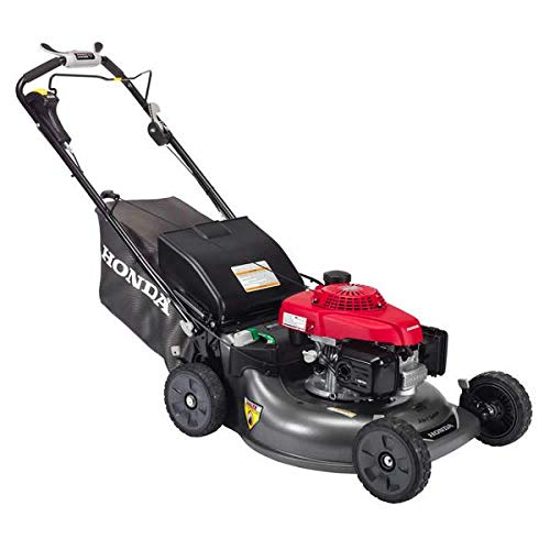 Honda HRR216VYA 21'' 3-in-1 Self Propelled Smart Drive Roto-stop Lawn Mower with Auto Choke and Twin Blade System 21' Self Propelled Mower