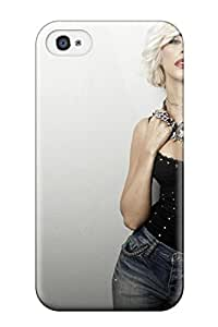 Brand New 4/4s Defender Case For Iphone (christina Aguilera)