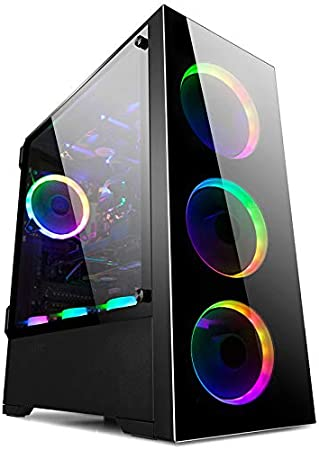 Golden Field Z21 Pc Case E Atx Atx Computers Accessories
