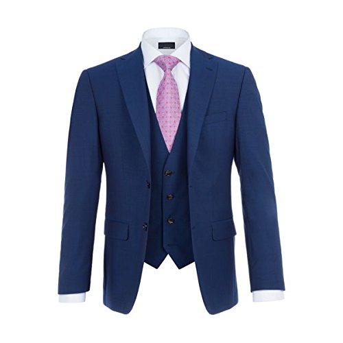 [バムラー] メンズ ジャケット&ブルゾン Ewald Slim-fit Wool Suit Jacket [並行輸入品] B07F35MND6 40 Regular