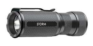 NovaTac Storm LED Flashlight, Gun Metal