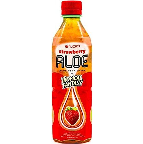 strawberry aloe vera juice - 9