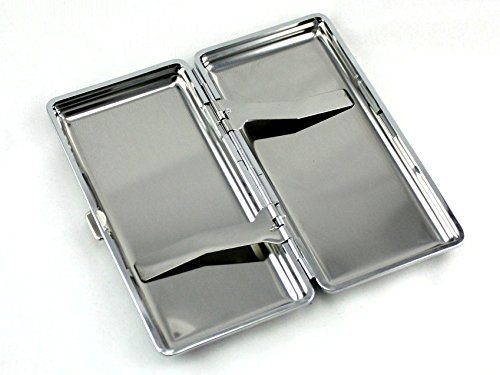 Skyway Westin Silver Cigarette Case for 120's