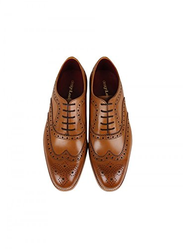 Loake, Scarpe stringate uomo Marrone Tenné Marrone (Tenné)