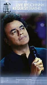 Johnny Mathis - Live by Request [VHS]