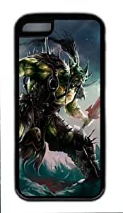 Diy World of Warcraft iphone 5c iphone 5c Case PC transparent, iphone 5c iphone 5c Case by Popcustom