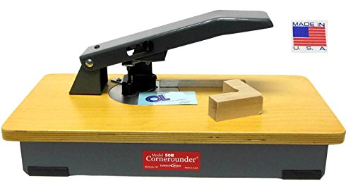 Lassco CR-50B Corner Rounder Cutter with 1-1/2'' radius Die by Lassco
