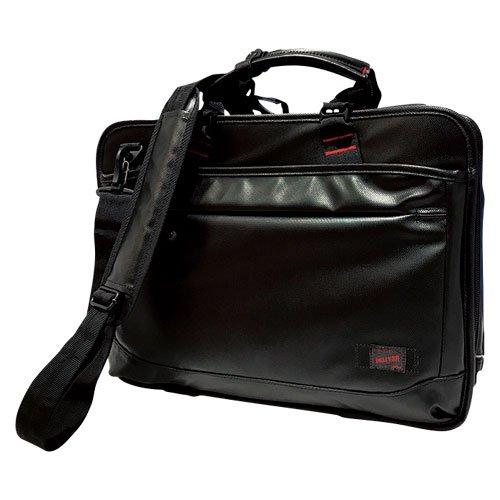 コクホー 多用途カジュアルビジネスバッグ DR-BB042-B 【まとめ買い3個セット】 B079KCM75R