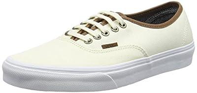 Vans Men Authentic - C and L (White/True White)