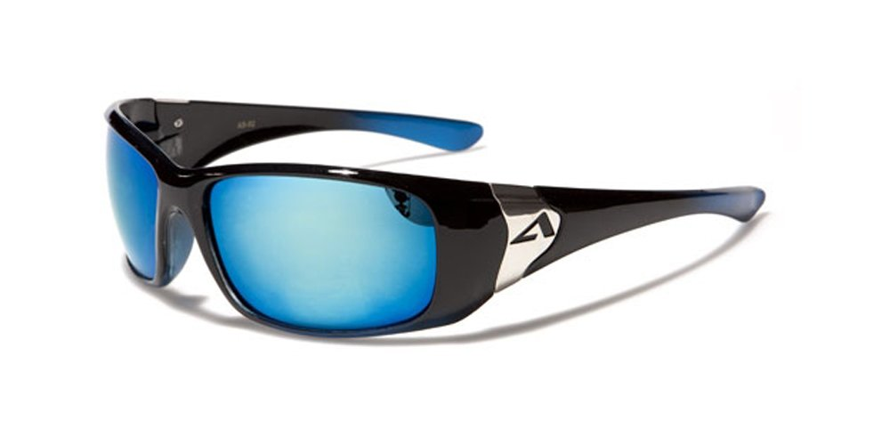 Arctic Blue Black 'Blue Tip Sunglasses - Limited Edition Model - Skiing/Snowboarding / Winter Sports Arctic Blue ®