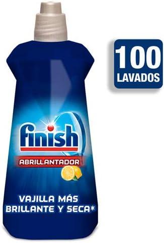Finish Abrillantador Lavavajillas Regular 500 ml: Amazon.es: Salud ...