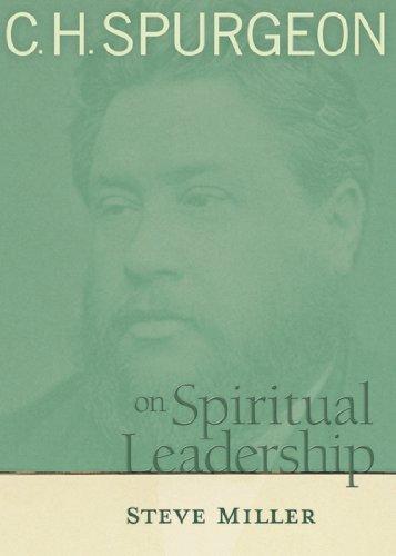 Download C.H. Spurgeon on Spiritual Leadership pdf epub