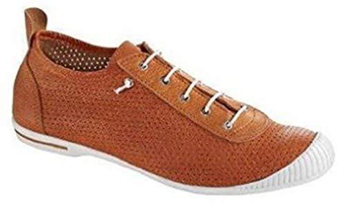 Unbekannt arancione Sneaker Arancione Sneaker Donna xSpSqa8wv