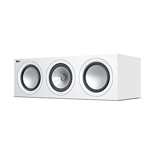 KEF Q650c Center Channel Speaker (Each, White)