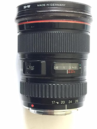 Canon EF 17-35mm F/2.8 L USM Lens for Canon-AF Camera (Discontinued by Manufacturer)
