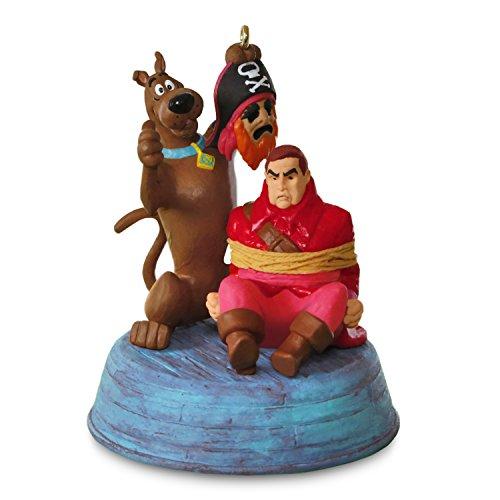 (Hallmark Keepsake 2017 SCOOBY-DOO Saves the Day Sound Christmas)