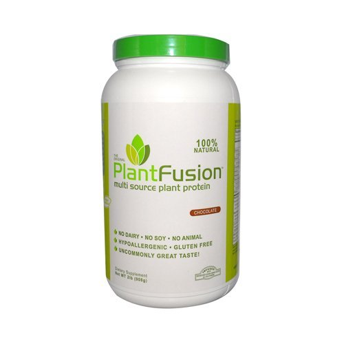 Plantfusion Multi Source Protein 2lb Chocolate (Pack of 3) by PlantFusion