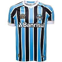 790bb4d53b4 Camiseta Masculina Umbro Grêmio Oficial 1 2018 Fan Numero 7