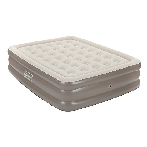 Coleman Support Rest Queen Plus Air Bed with Pump