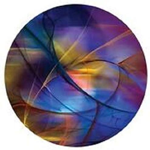 Next Innovations Bejeweled 16 inch Round Wall Art
