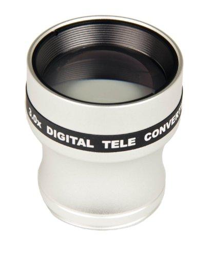 (Bower VL337N 3x Telephoto 37mm Conversion Lens )