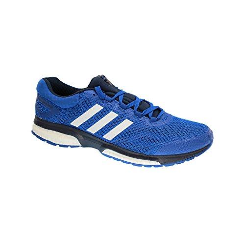 adidas Response Boost Laufschuh Herren, Farben:Blau;Größe:49 1/3;Weite:G