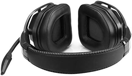 Auriculares para juegos AmazonBasics Pro - Negro 7