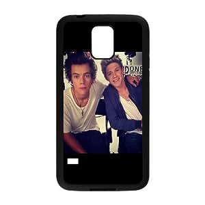 1D--Zayn-Malik Samsung Galaxy S5 Cell Phone Case Black I3627310