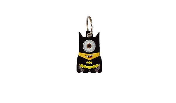 Moto Discovery Minion Batman Llavero Doble Cara: Amazon.es ...