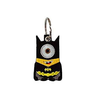 Moto Discovery Minion Batman Llavero Doble Cara: Amazon.es ...