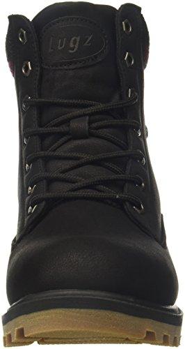 Red Empire Gum Boot Lugz multi Hi Fashion Black Women's 18gHH5qcY